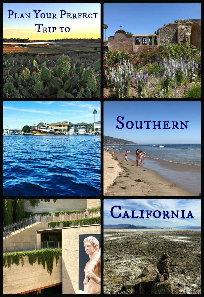50 Tips from a local to plan your trip to Southern California- beaches, deserts, amusement parks and hiking!