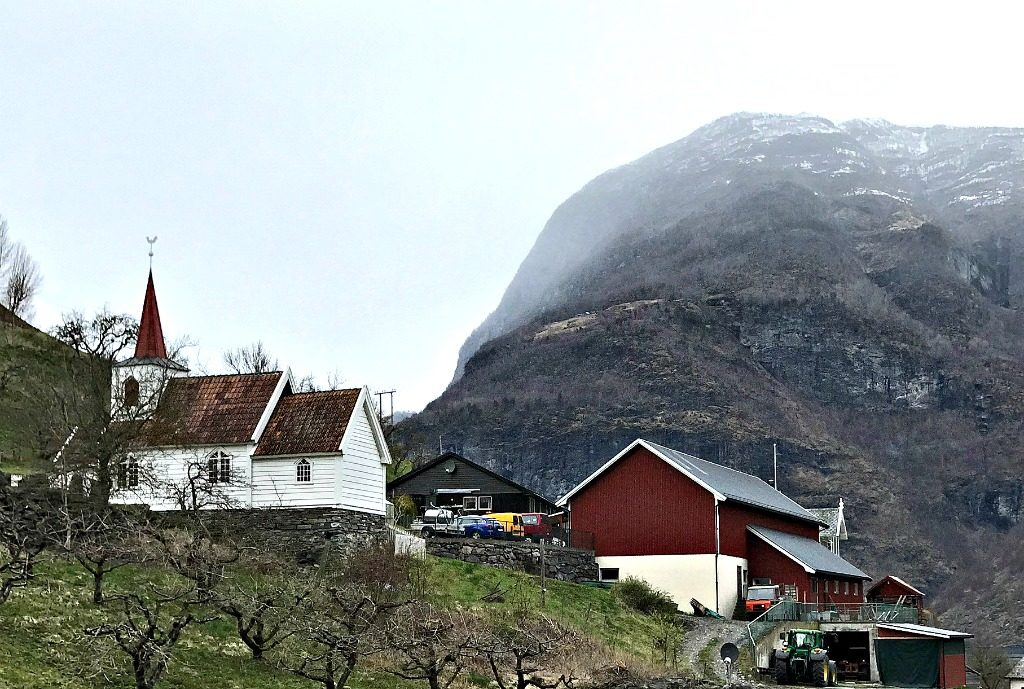Be sure to make a stop to Undredal when visiting Flam. One of my favorite things to do when spending one day in Flam Norway.