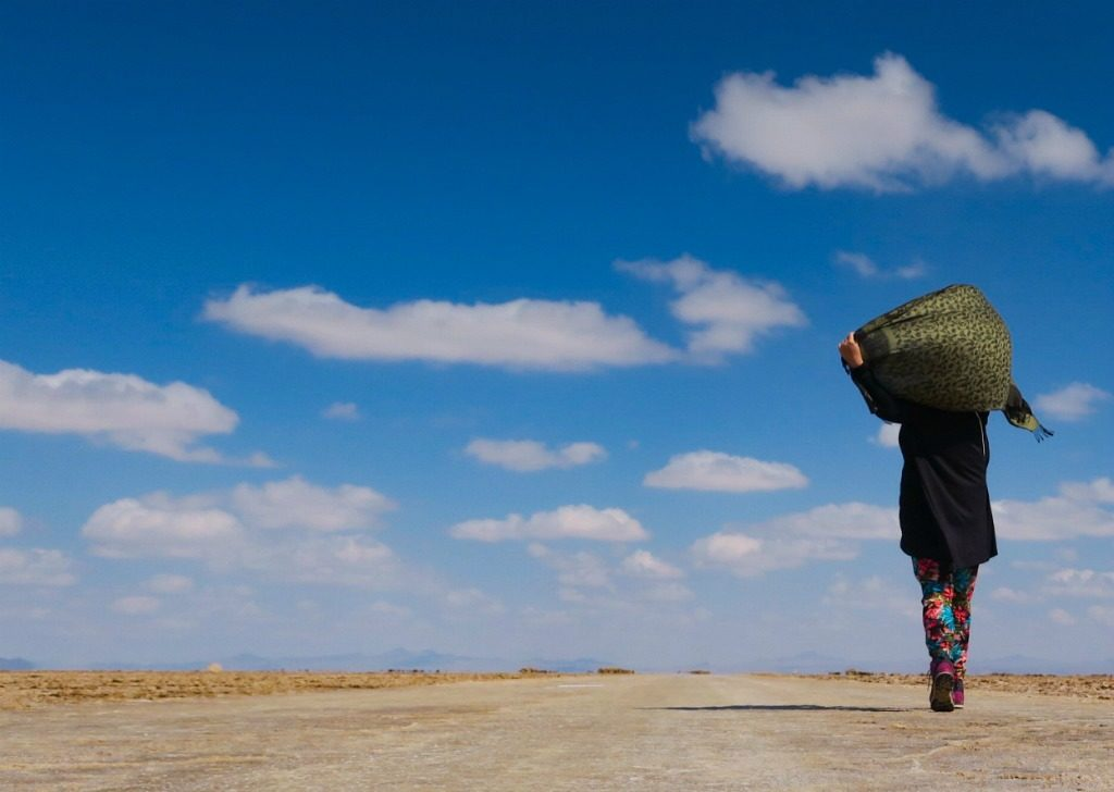 female travel to Iran thedailyadventuresofme.com