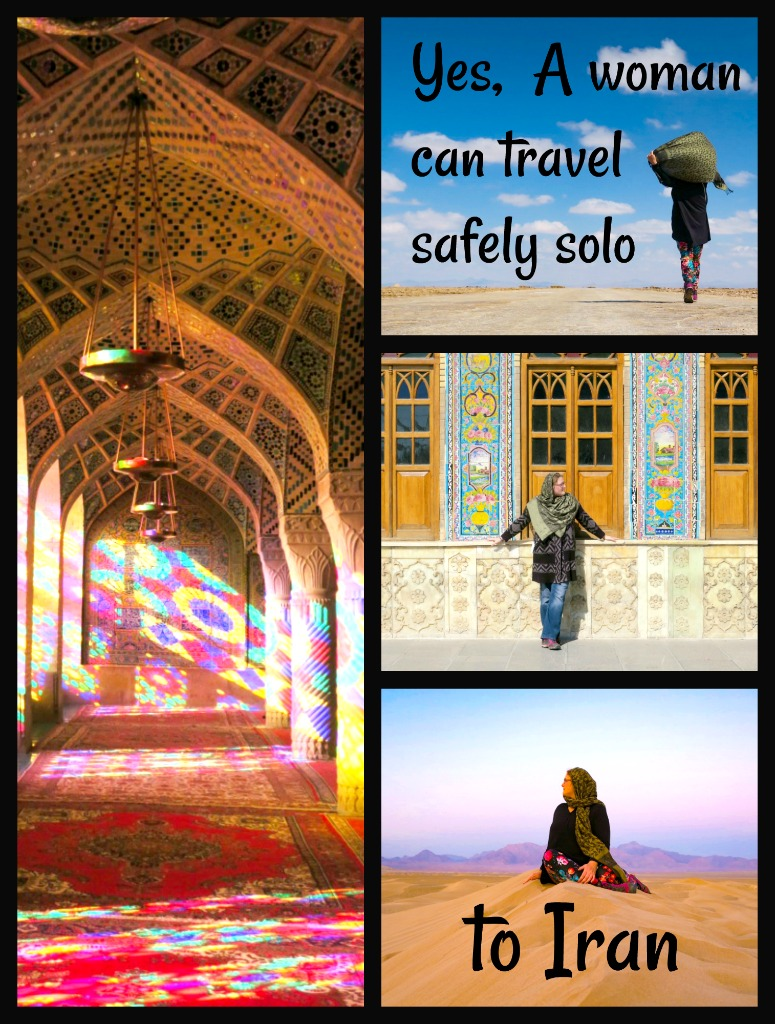 Be inspired to not make excuses to make your dreams come true! Explore solo travel through Iran.