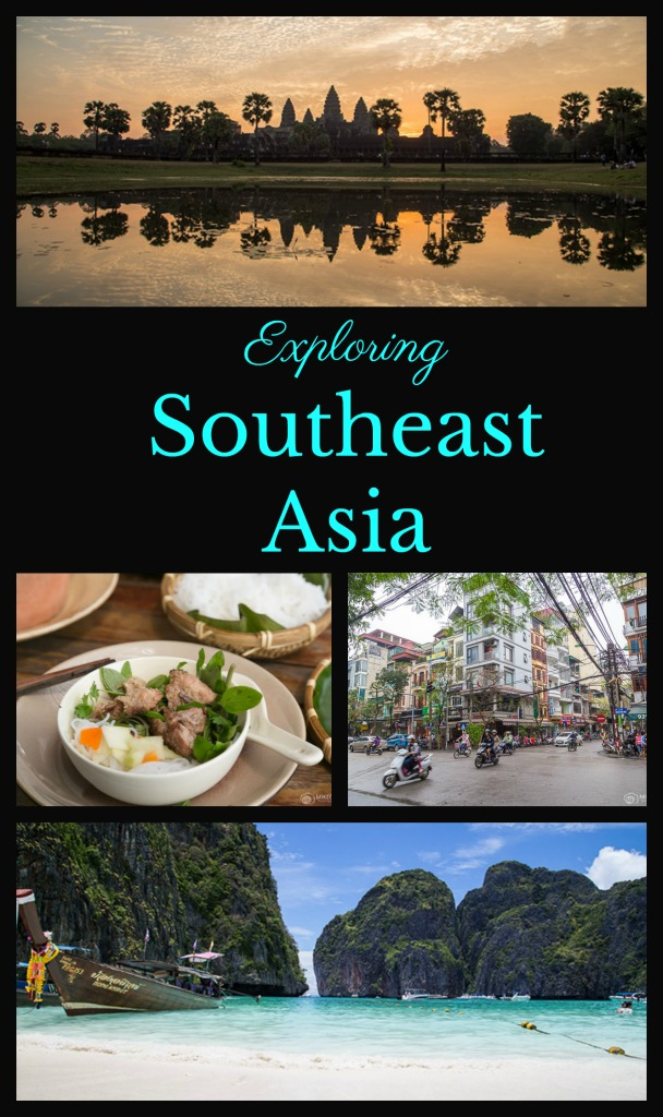 Travelling through southeaast Asia will become one of your best adventures yet.