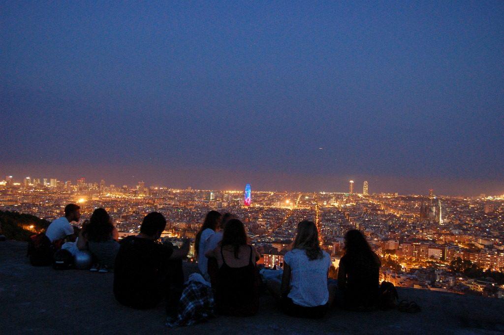 Best view of Barcelona, Spain. thedailyadventuresofme.com