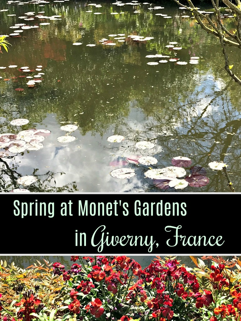 A day trip from Paris, take a bike ride through the Normandy countryside culminating in the inspiration for the Water Lilies paintings at Claude Monet's house and gardens.