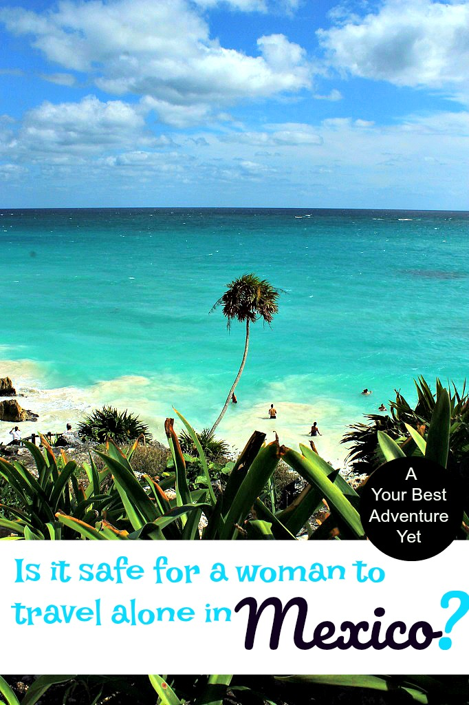 Explore Julie's Best Adventure Yet as she travels solo through Mexico. The locals are so friendly that Julie finds Mexico is a wonderful country for a female travelling alone.