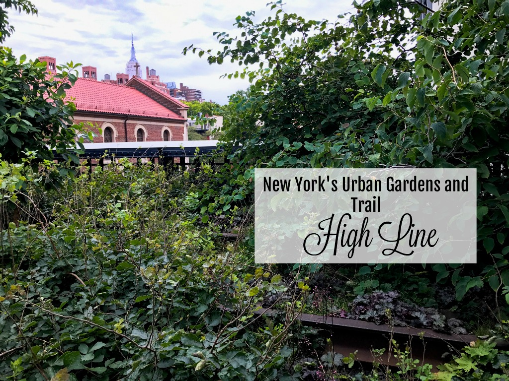Exploring New York's High Line