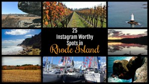 The Most Instagram Worthy Places in Rhode Island