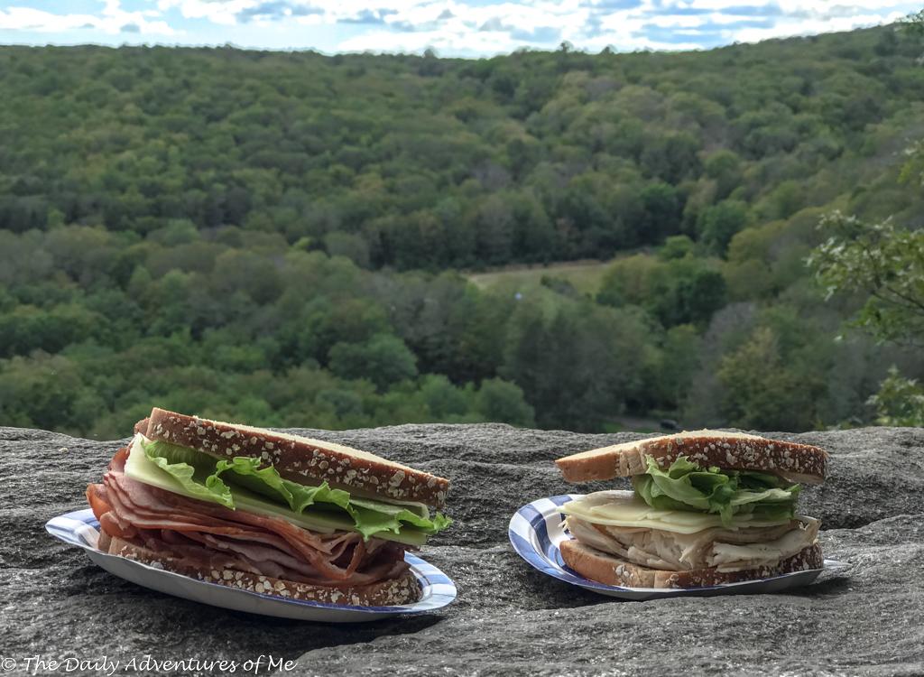 Connecticut picnic spots. thedailyadventuresofme.com