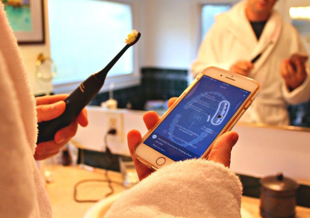 Sonicare app thedailyadventuresofme.com