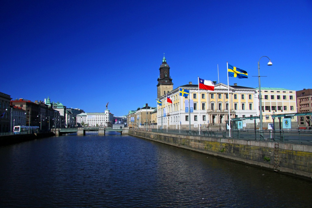 Things to do in Goteberg, Sweden.