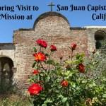Things to Do in San Juan Capistrano, California