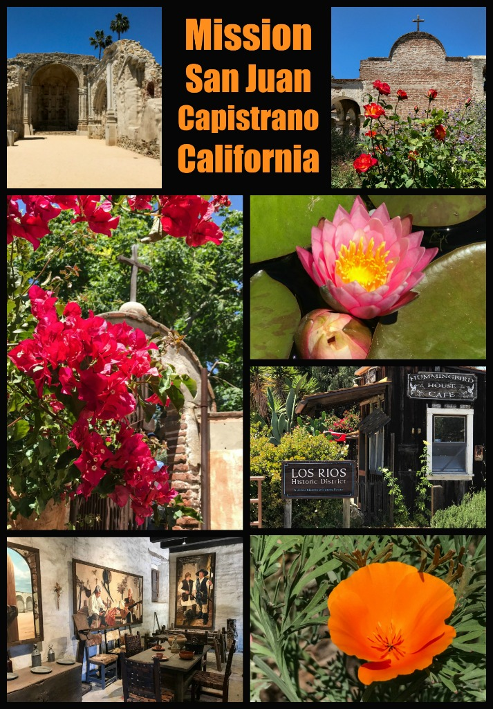 All you need to know before visiting #California's Mission San Juan Capistrano. #history #art #shopping #orangecountycalifornia #ustravel