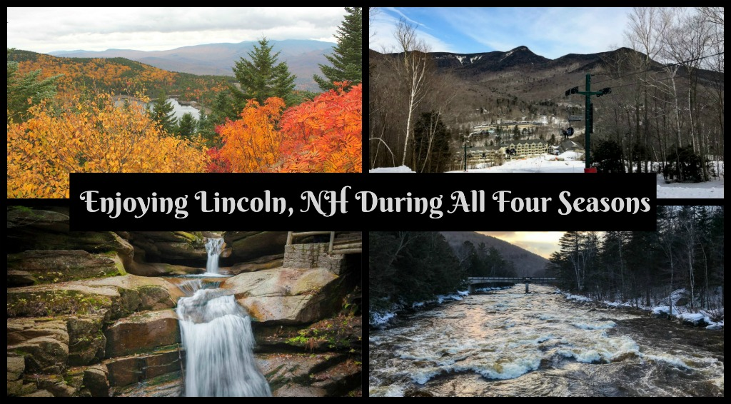 Why My Family Loves All Four Seasons in Lincoln, New Hampshire!