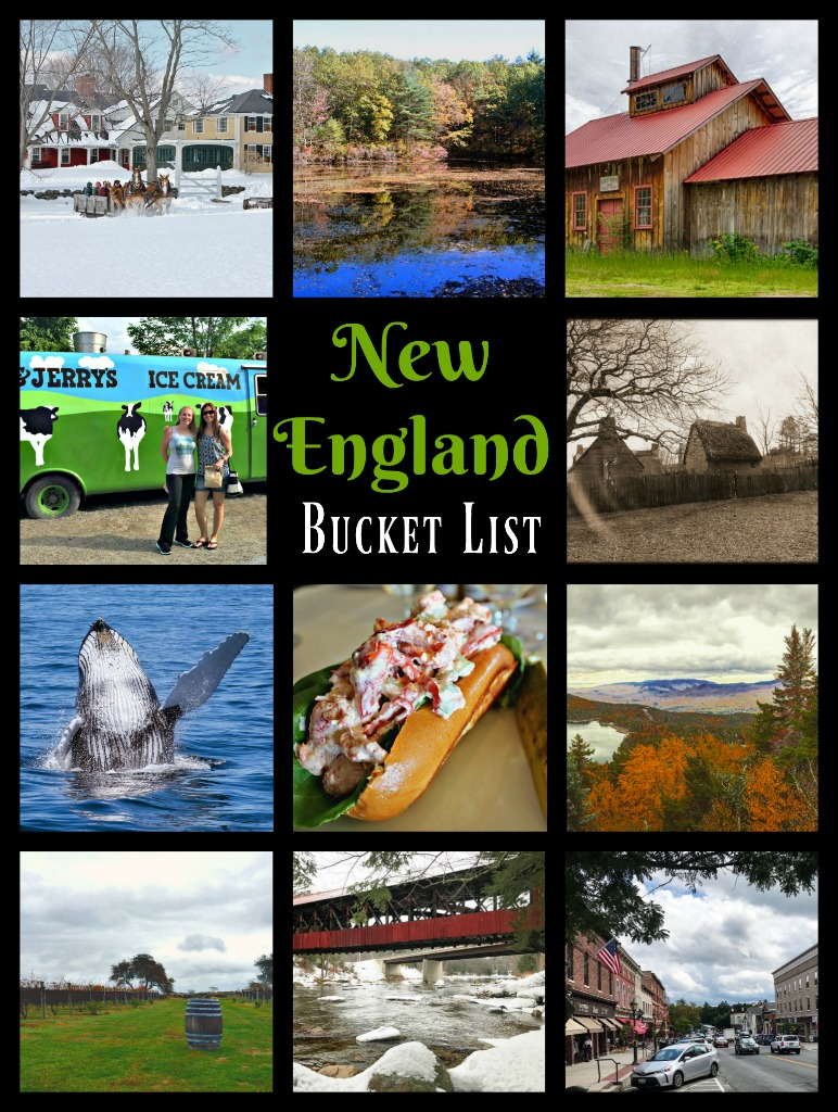 Are you headed to New England or live here? Enjoy my list of 47 things to do in New England, a New England bucket list. #topthingstodoinNewEngland #NewEnglandtravel #Connecticut #Massachusetts #NewHampshire #Vermont #Maine #USTravel