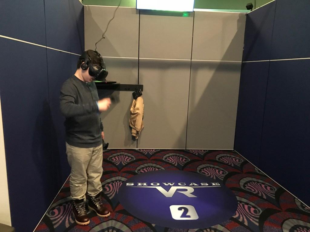 VR in Providence Rhode Island