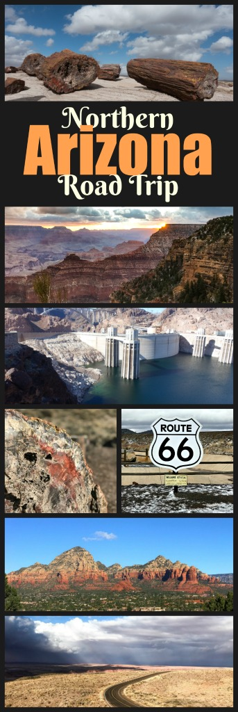 From the Grand Canyon to the Painted Desert, join me on a road trip through northern Arizona and see who much it has to offer. #NorthernArizona #Route66roadtrip #UStravels #TBIN