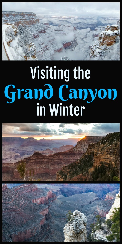 Which is the best rim of the Grand Canyon to visit in March? Where to stay at the Grand Canyon in the winter? Read on to find out everything you need to know. #winterattheGrandCanyon #GrandCanyoninMarch #whentovisittheGrandCanyon #Arizonatravels