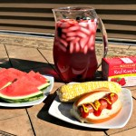 Family-Friendly Berry Sangria