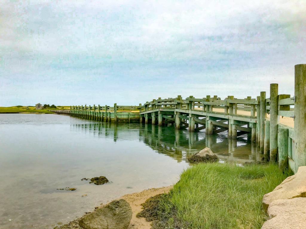 Ted Kennedy bridge