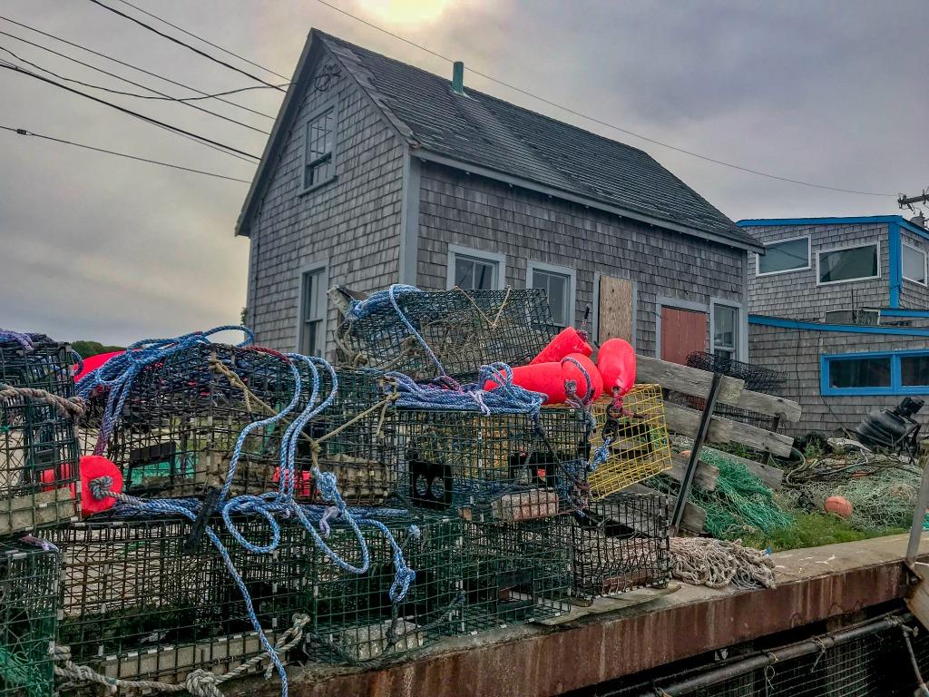 Memensha fishing village