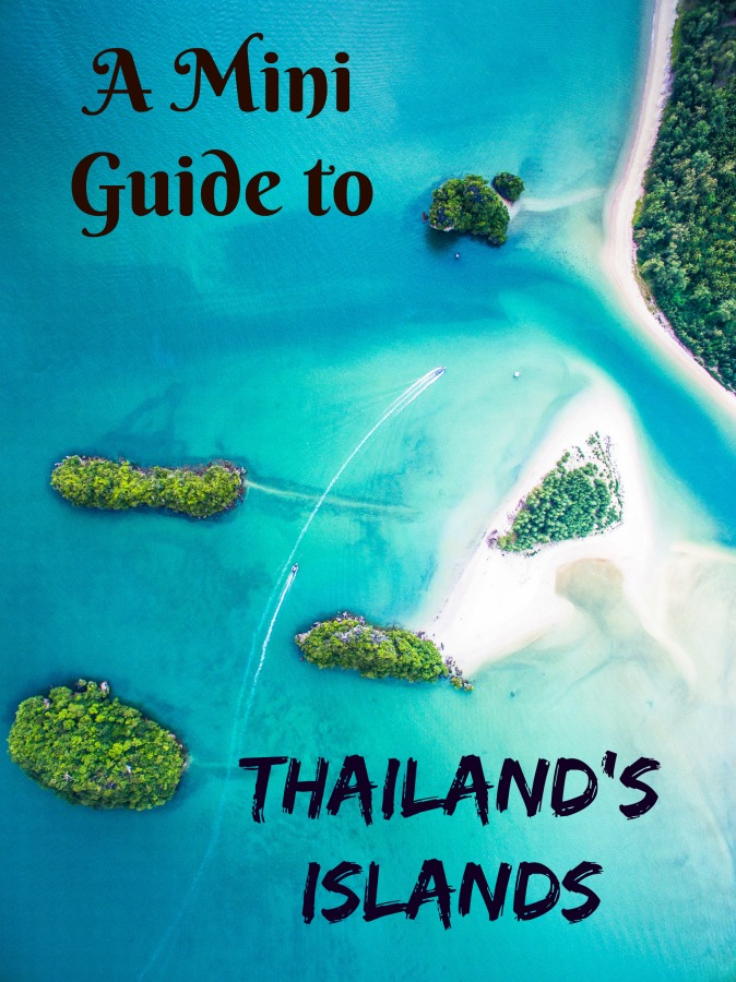 Read on to help make your Thailand Itinerary. Which Thai islands should you visit? #Thailand #Asia #travel #Thaiislands