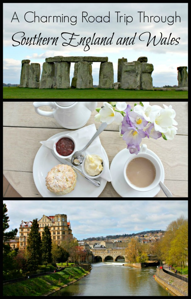 Join me on a road trip exploring southern England and Wales, including castles, mid-evil towns Shakespeare's birthplace and more... Make your southern England itinerary! #GreatBritain #southernengland #englishroadtrip #UKroadtrip #TBIN #c2cgroup