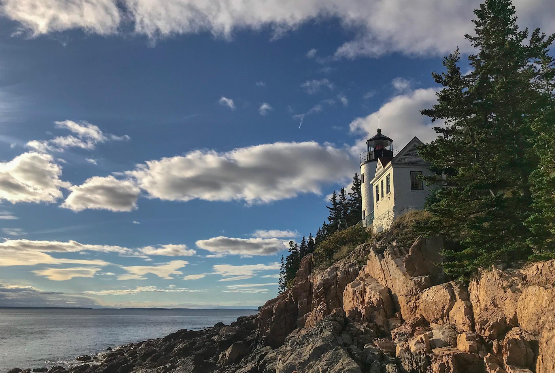 Acadia Itinerary