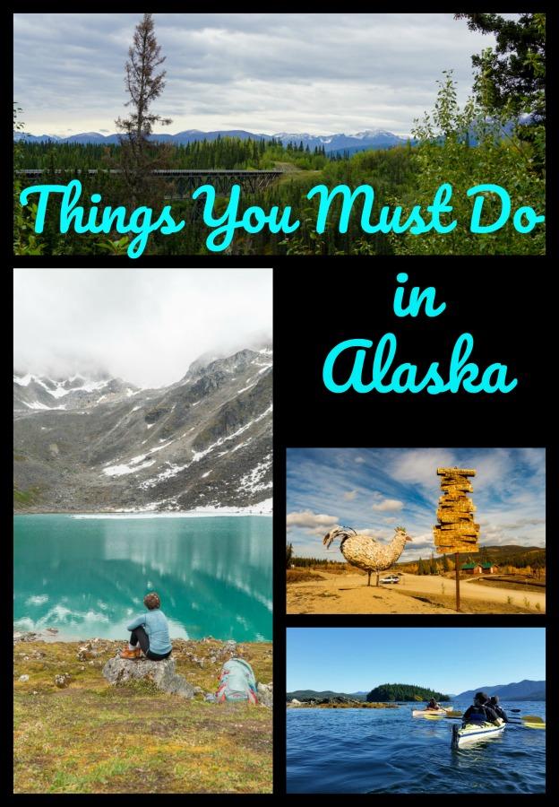 Read on for travellers' top activities to do in Alaska. #bucketlistAlaska #Alaskatravel