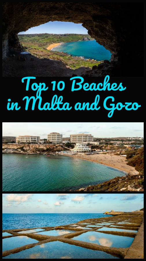 Read on to explore the best beaches in Malta and Goco. #bestbeaches #besteuropeanbeaches