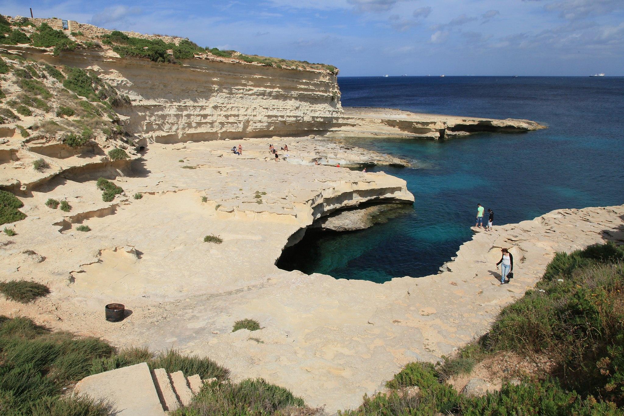 Pools in Malta