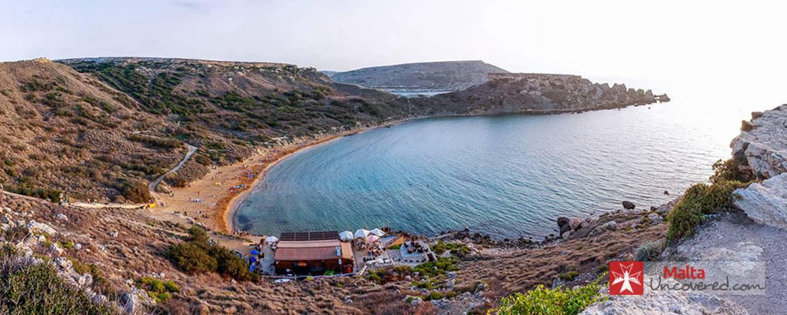 Most unspoiled beach in Malta