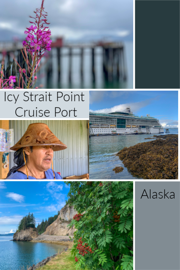 What should you do on your Alaskan cruise port day in Icy Strait Point, Alaska? Read on to find out. #Alaskantravel #themidlifeperspective #TBIN #cruising