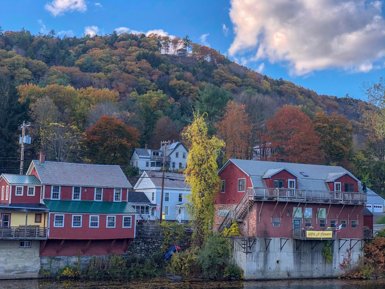 fall day trips in Massachusetts