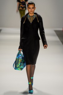 Nanette Lepore Fall 2013 / style.com