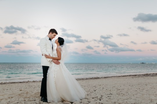 Destination Wedding: Paradisus Palma Real, Punta Cana.