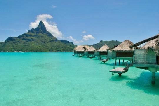 Honeymoon Vibes: Bora Bora