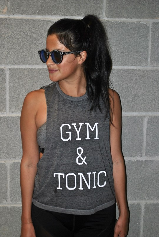 Workout Wednesday: Gym and Tonic
