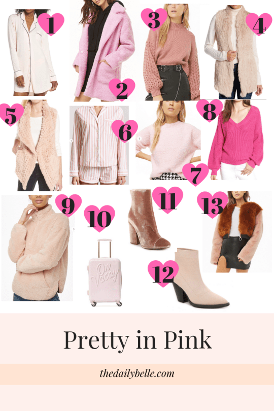 Pretty in Pink: Pink Favorites