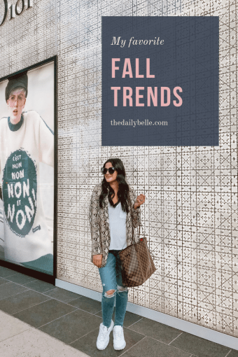 2018 Fall Trends