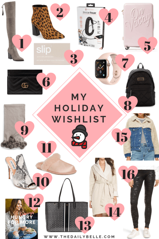 Holiday Gift Guide: My Wish List