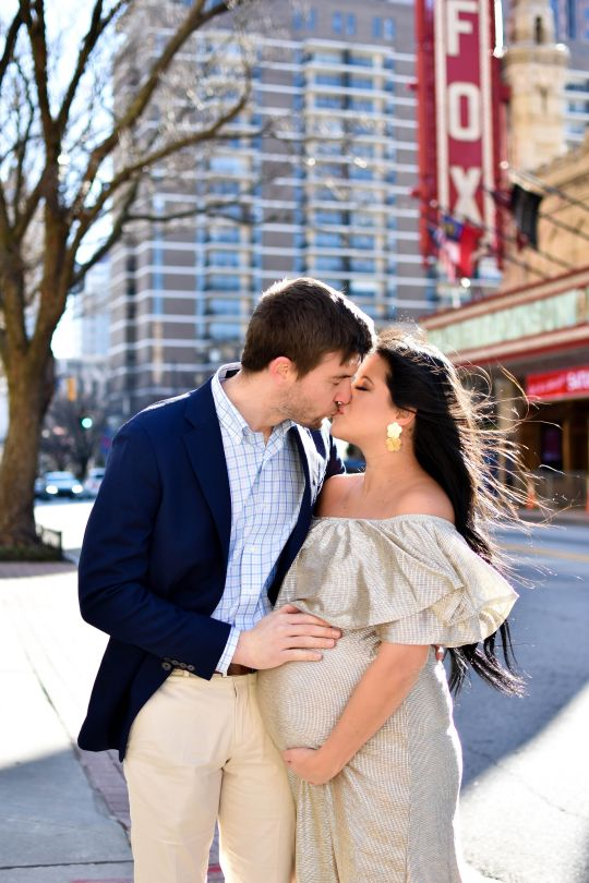 Maternity Photoshoot with PinkBlush and Peter Millar