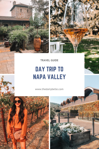 Travel Guide: Day Trip to Napa