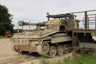 FV433 Abbot SPG
