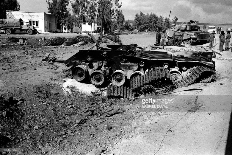 cent and destroyed syrian tank.jpg