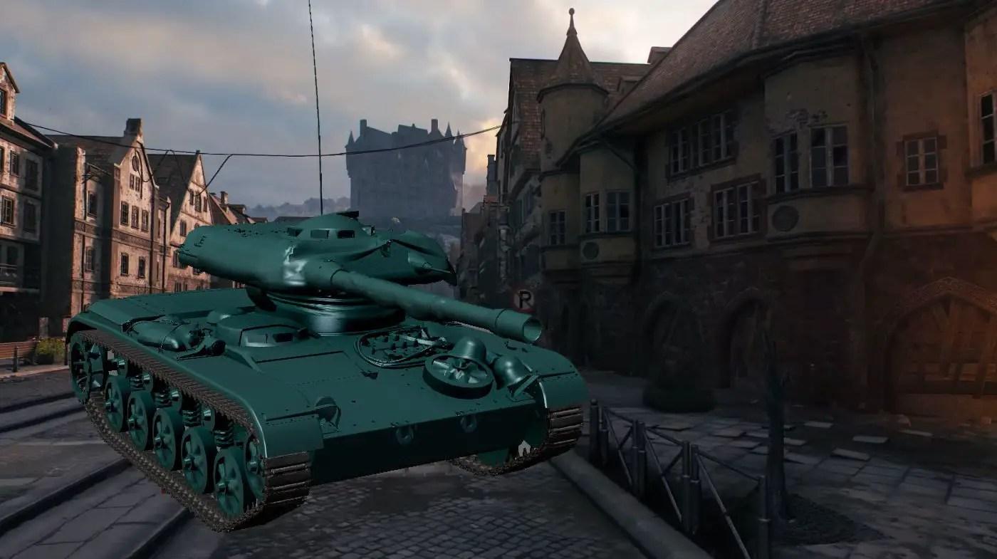 World Of Tanks Supertest Elc Even 90 Details