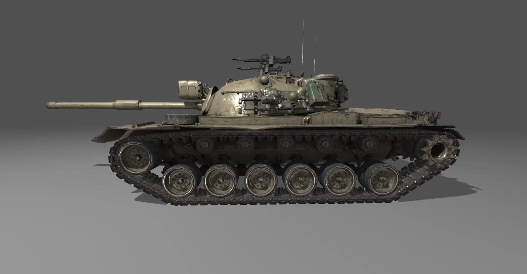M Patton Tank Encyclopedia The First Online Tank Museum