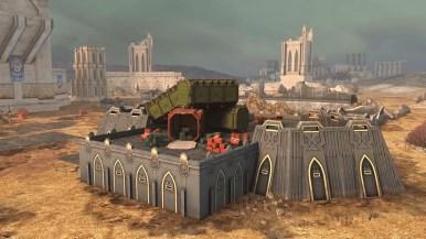 Warhammer 40k Fort (1)