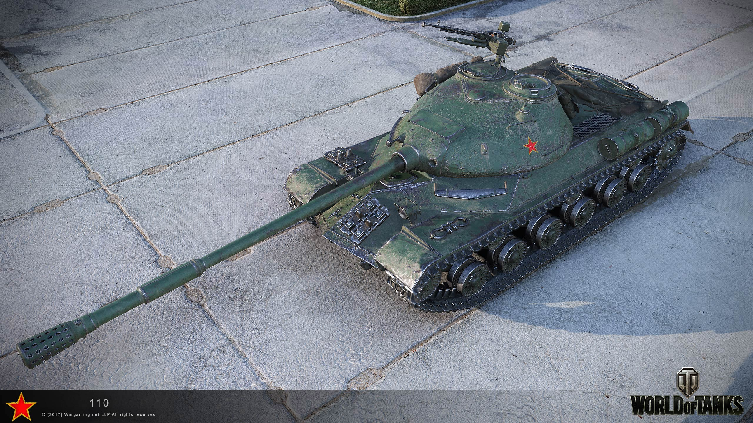 World of Tanks 9.21: Offical HD Renders