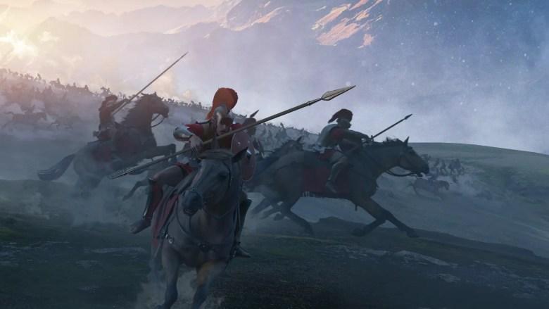 cavalery