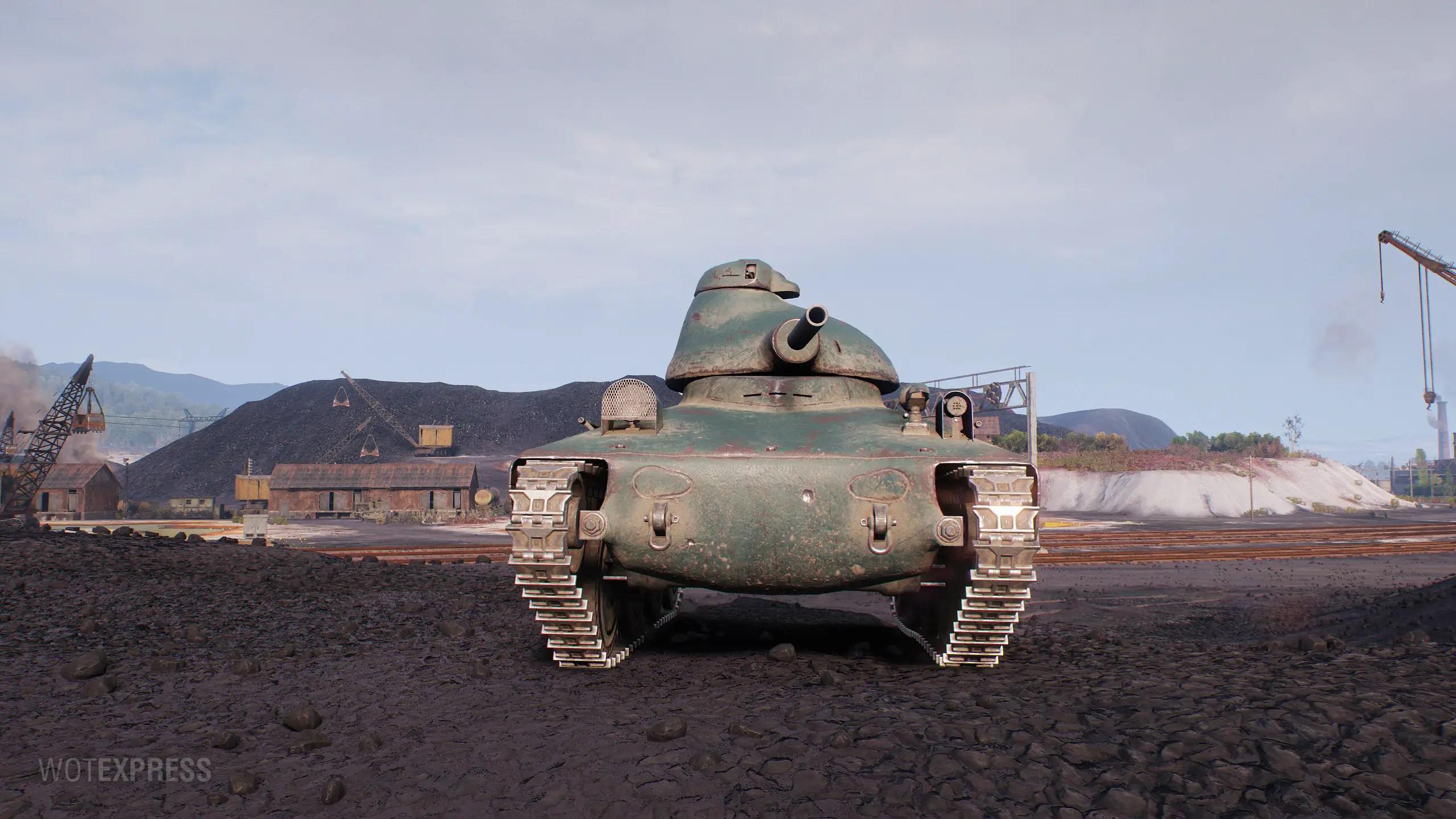 Drive A Tank >> World of Tanks 9.22 Supertest: New HD Tanks