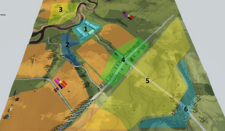 World of tanks supertest new map studzianki brick factory the main zone of collision for heavy tanks its isolated from the larger part of the map in case of victory in this zone a relatively safe gumiabroncs Image collections